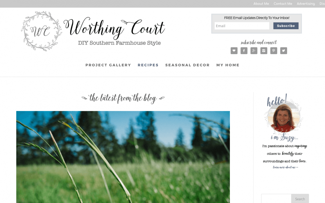 Worthing Court Blog