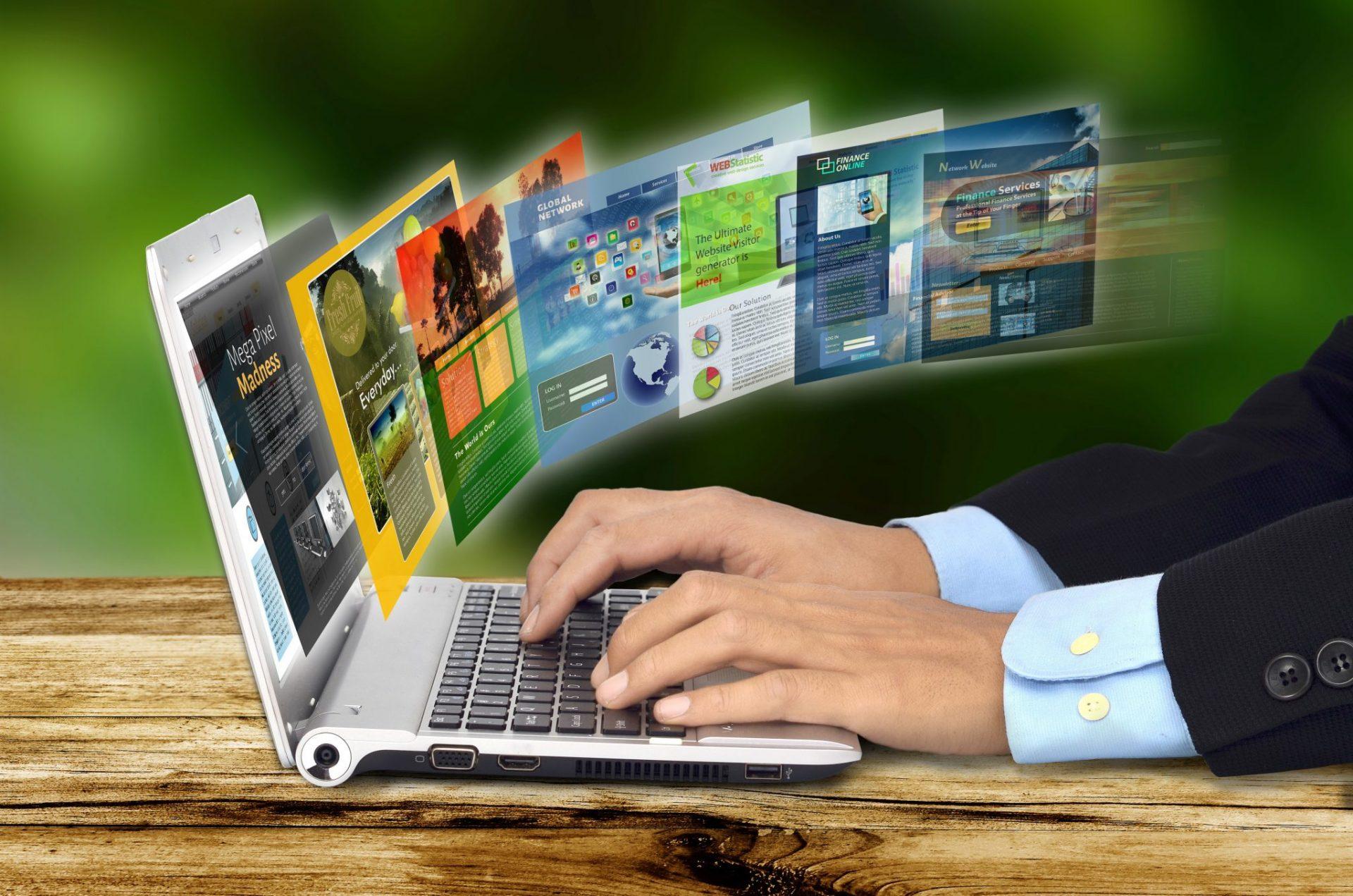 Web сайт изготовление продвижение новые методы продвижение сайта